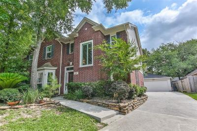 Houston Single Family Home For Sale: 2910 Sycamore Tree Court