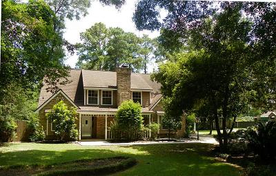 Conroe Single Family Home For Sale: 503 Mississippi Park