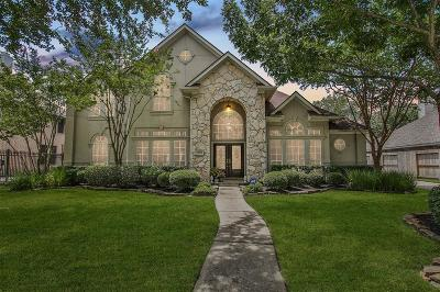 Spring Single Family Home For Sale: 5715 Winding Spring Drive