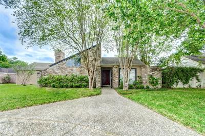 Katy Single Family Home For Sale: 810 S Fry Road