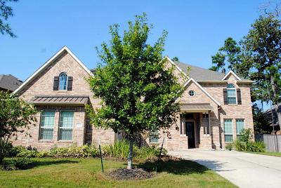 Spring Single Family Home For Sale: 23215 Morning Dove Bend