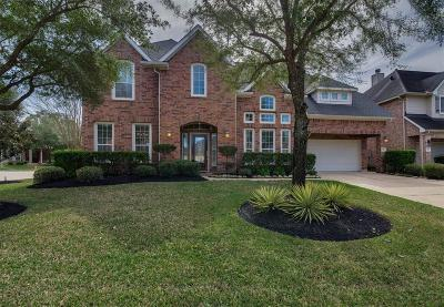 Cypress Single Family Home For Sale: 15907 Clipper Pointe Drive