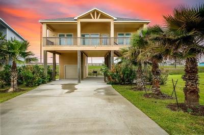 Galveston Single Family Home For Sale: 25218 Intrepid Lane