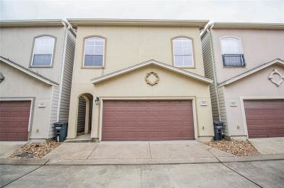 Houston Single Family Home For Sale: 931 McKinney Park