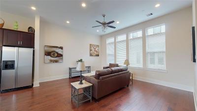Houston Single Family Home For Sale: 209 Burr Street #B