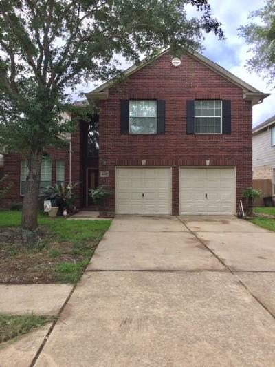 Katy TX Single Family Home For Sale: $199,000