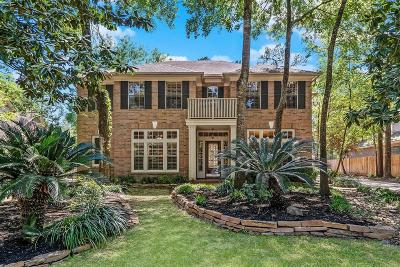 The Woodlands Single Family Home For Sale: 83 E Green Gables Circle