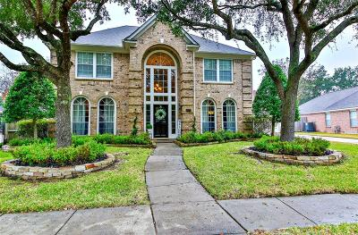 Houston Single Family Home For Sale: 16819 Whitewater Falls Court