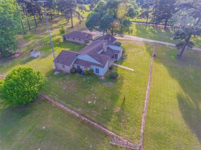 San Jacinto County Single Family Home For Sale: 3650 Fm 2666