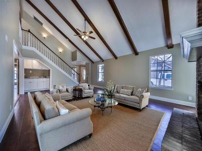 Houston Single Family Home For Sale: 10519 Laneview Drive