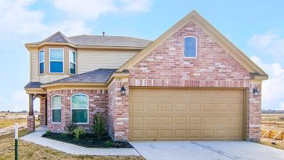 Katy Single Family Home For Sale: 3311 Madison Elm