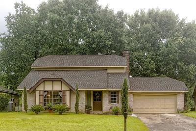 Missouri City Single Family Home For Sale: 3310 Hampton Drive