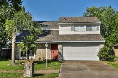 La Porte Single Family Home For Sale: 742 Myrtle Creek Drive