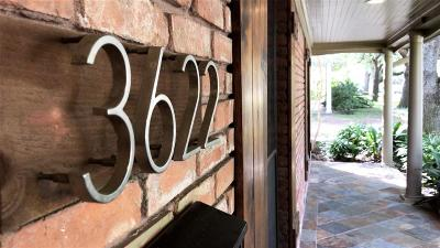 Houston Single Family Home For Sale: 3622 Sun Valley Drive