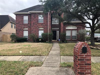 Houston Single Family Home For Sale: 14703 Wynbourn Way