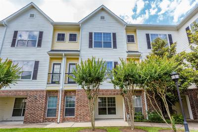 Houston Condo/Townhouse For Sale: 9200 Westheimer Road #1603