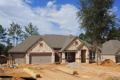 Magnolia Single Family Home For Sale: 21334 Wildflower Court