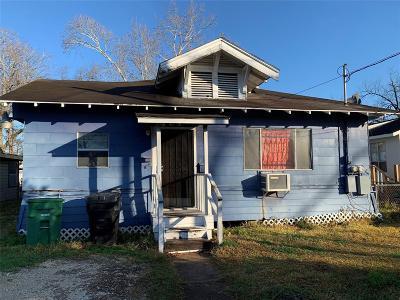 Houston Multi Family Home For Sale: 421 E 42nd Street