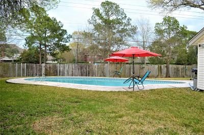 Seabrook Single Family Home For Sale: 822 Lake Villa Drive