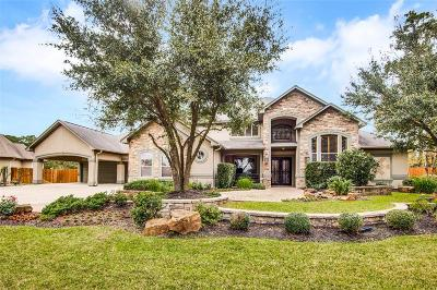 Cypress Single Family Home For Sale: 13607 Lakehills View Circle
