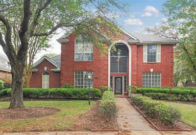 Missouri City Single Family Home For Sale: 2727 Colonial Lakes Drive