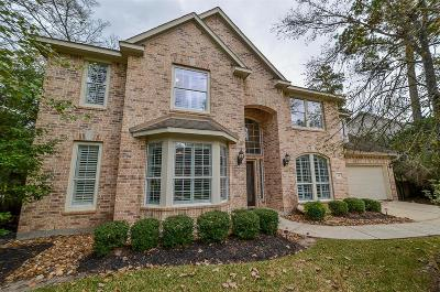 The Woodlands Single Family Home For Sale: 30 Filigree Pines Place