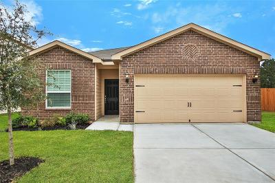 Waller County Single Family Home Pending: 1022 Texas Timbers Drive