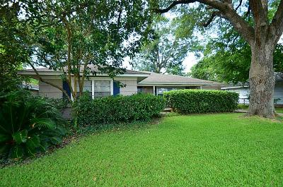Bellaire Single Family Home For Sale: 5121 Maple Street