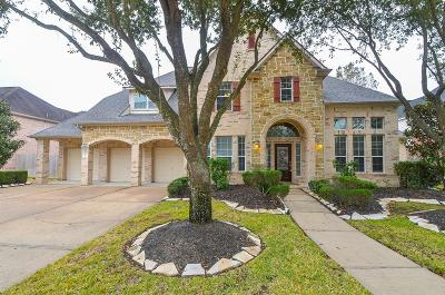 Cypress Single Family Home For Sale: 26307 Opal Hollow Lane