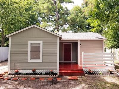 Single Family Home For Sale: 7909 Crestview Drive
