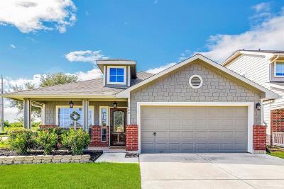 Alvin Single Family Home For Sale: 1220 Stallion Ridge