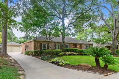 Briargrove Park Single Family Home For Sale: 10030 Valley Forge Drive