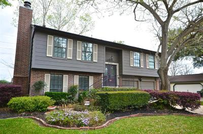 Richmond Single Family Home For Sale: 2723 Country Place Drive