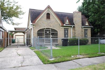 Houston Single Family Home For Sale: 4948 Leeland Street