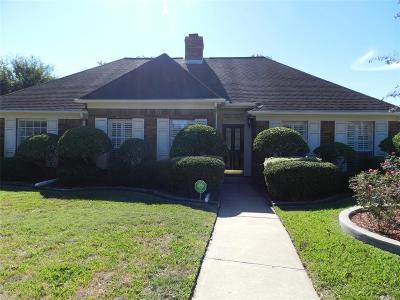 Sugar Land Single Family Home For Sale: 4211 Amersham Way