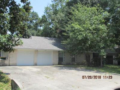 Spring Single Family Home For Sale: 3414 Willie Way