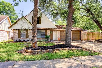 Houston Single Family Home For Sale: 3314 Spring Valley Road