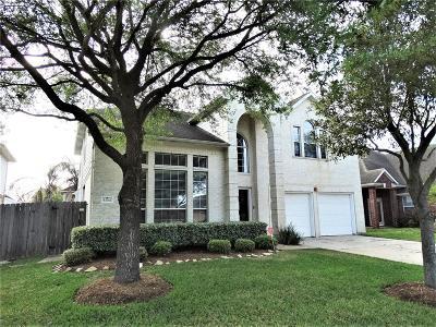 Pasadena Single Family Home For Sale: 5206 Spring Oak Drive