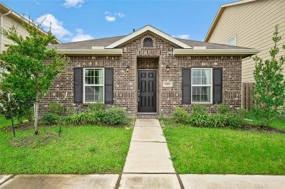 Houston Single Family Home For Sale: 7402 Granite Terrace Lane