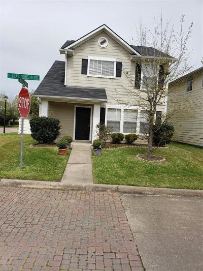 Houston Single Family Home For Sale: 3903 E Park Court