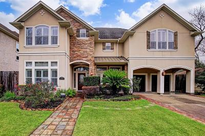 Bellaire Single Family Home For Sale: 4620 Mimosa Drive