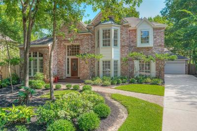 The Woodlands Single Family Home For Sale: 19 Crestone Place