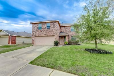 Katy Single Family Home For Sale: 21502 Mt Elbrus Way
