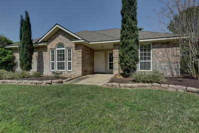 Bellville Single Family Home For Sale: 4005 Hamby Lane