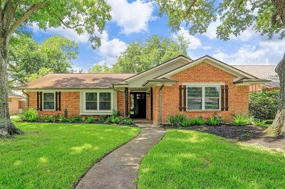 Houston Single Family Home For Sale: 5506 Yarwell Drive