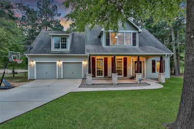 Willis Single Family Home For Sale: 12597 Brandi Lane