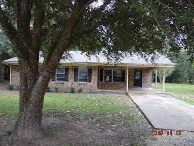 San Jacinto County Single Family Home Pending: 100 Lilley Road