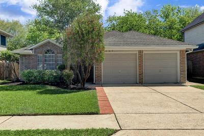Pearland Single Family Home For Sale: 3507 Riverside Drive