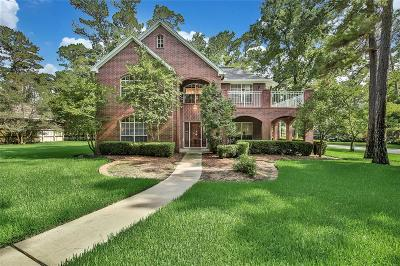 Tomball Single Family Home For Sale: 13323 Wildwood Drive