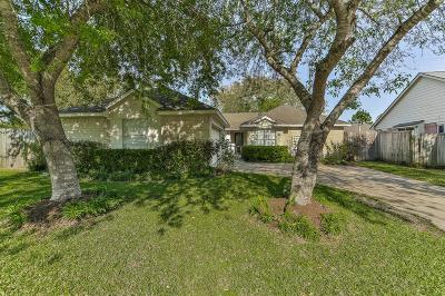 Katy Single Family Home For Sale: 6910 Cansfield Court